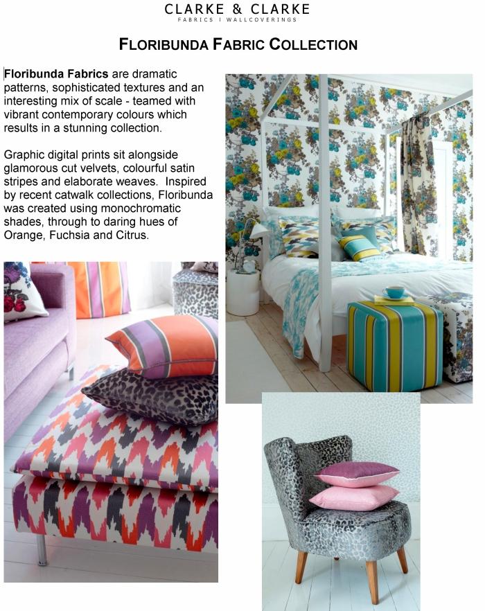 Floribunda Fabrics